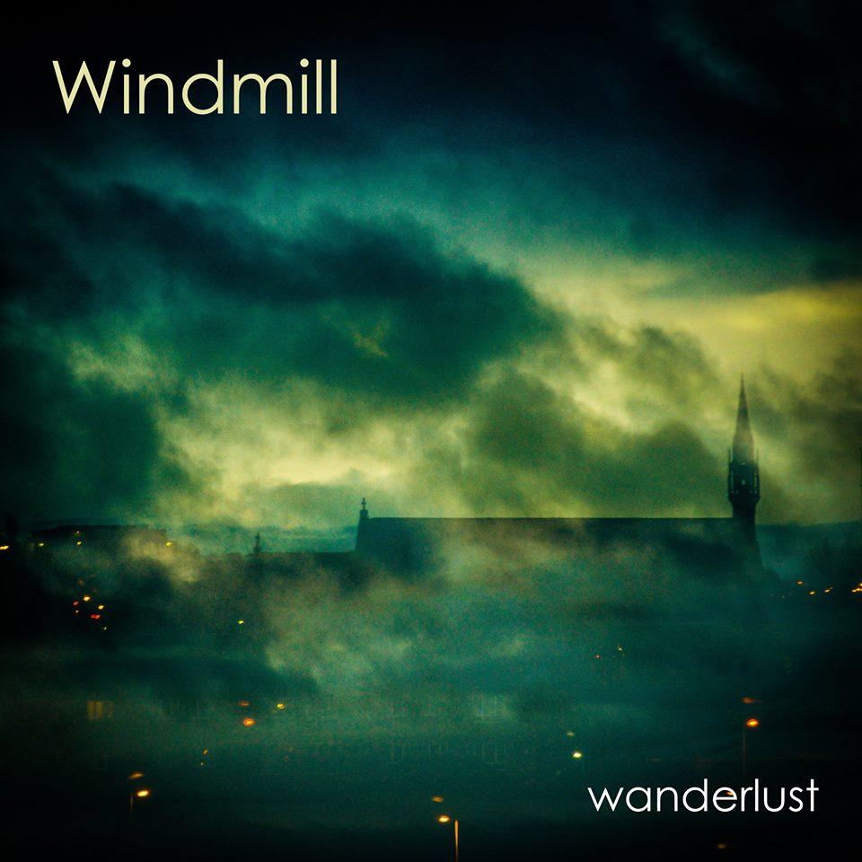 windmill wanderlust album art