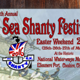 Preview: Sea Shanty Festival – Easter 2016