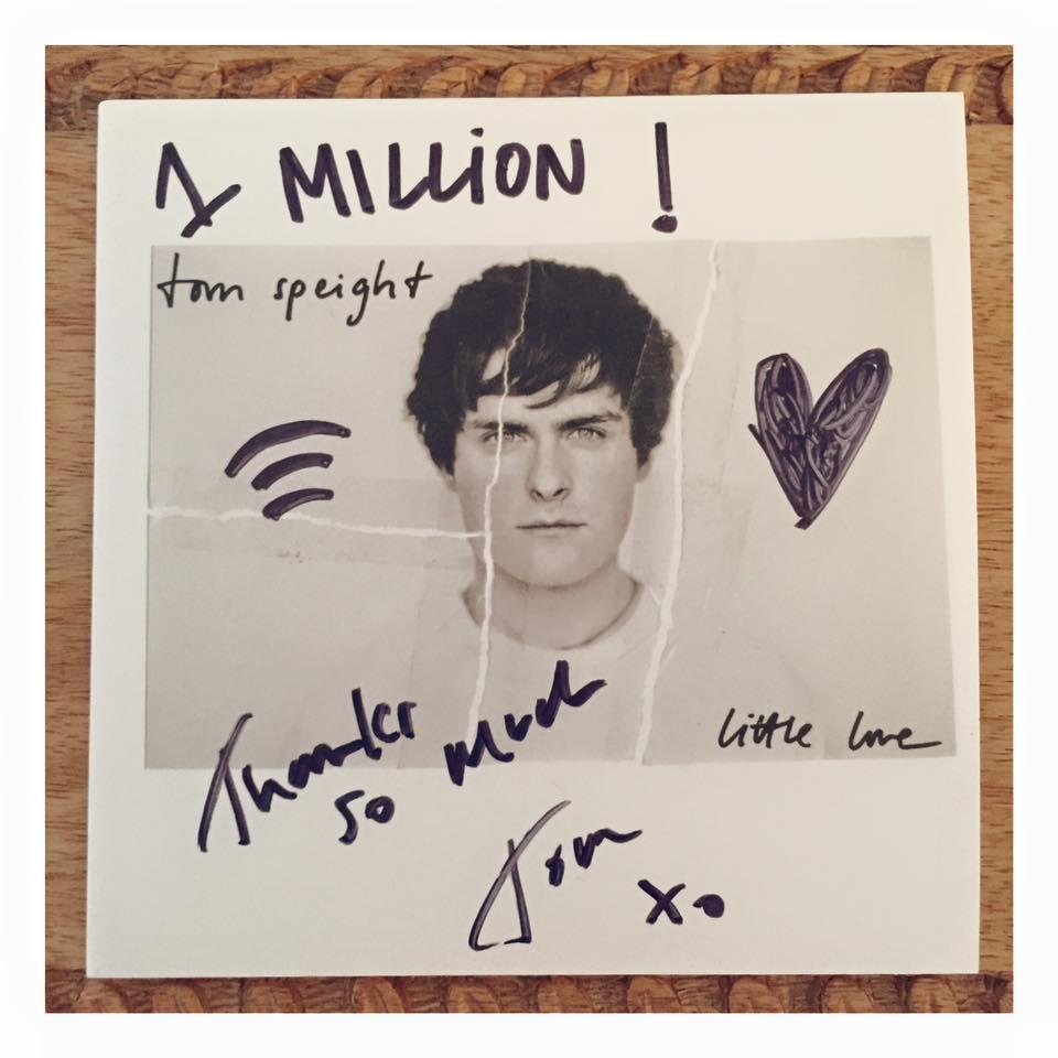 tom speight little love 1 million