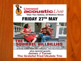 Preview: Liverpool Acoustic Live – Friday 27th May 2016
