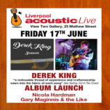 Preview: Liverpool Acoustic Live – Friday 17th June 2016