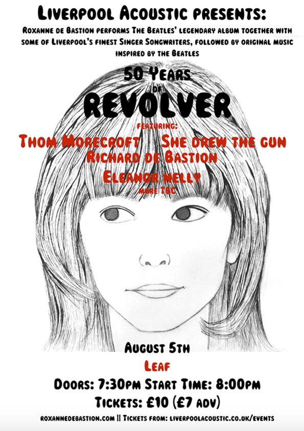 50 years of revolver