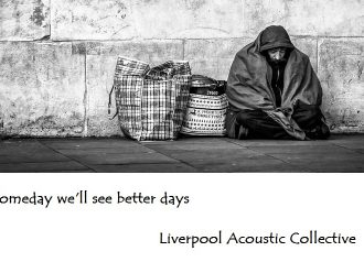 Single review: Liverpool Acoustic Collective – Someday We'll See Better Days