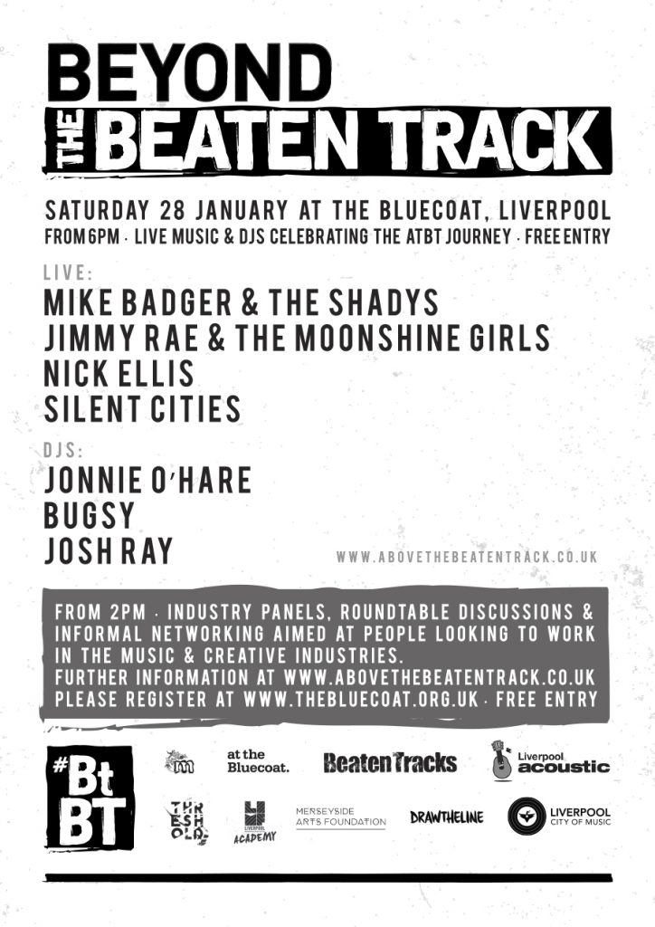 beyond the beaten track poster
