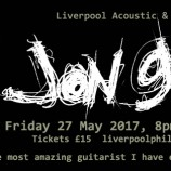 Jon Gomm @ Music Room 27/05/17