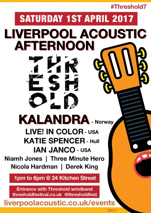 liverpool acoustic afternoon threshold 2017