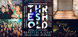 Threshold Festival crowdfunding campaign boosted by public support and Arts Council pledge
