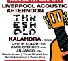 Preview: Liverpool Acoustic Afternoon at Threshold – Saturday 1st April 2017
