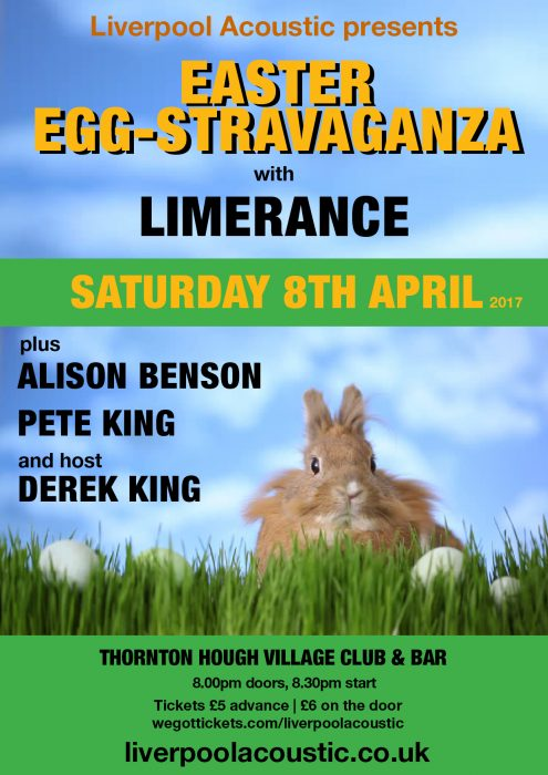 easter egg-stravaganza at thornton hough village club and bar