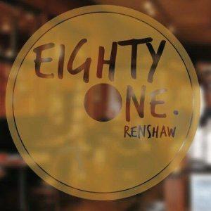 81 renshaw logo