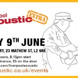 Preview: Liverpool Acoustic Extra at the View Two Gallery 09/06/17