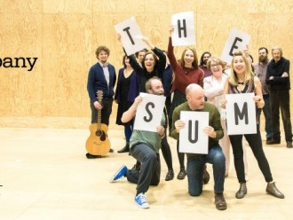 Still time to catch The Sum at the Liverpool Everyman until 1st July 2017