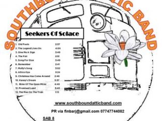 Album review: Southbound Attic Band – Seekers of Solace