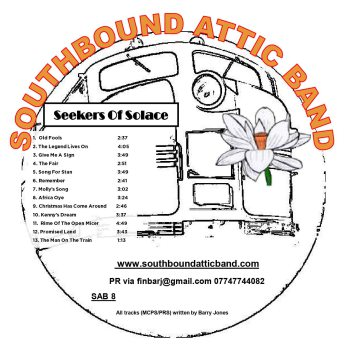 southbound attic band seekers of solace