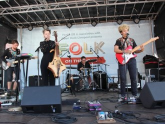 Artist applications now open for Folk on the Dock 2018