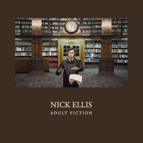 nick ellis adult fiction