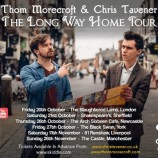 Preview: Thom Morecroft and Chris Tavener @ 81 Renshaw 11/11/17