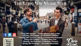 Preview: Thom Morecroft and Chris Tavener @ 81 Renshaw 11/11/17