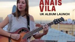 Preview: Anaïs Vila UK Album Launch @ 81 Renshaw 01/12/17