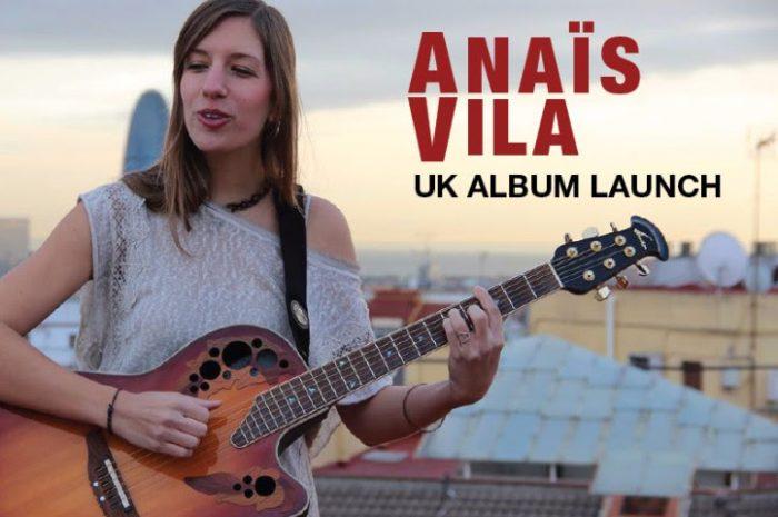 anais vila album launch