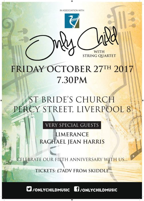 only child st brides poster