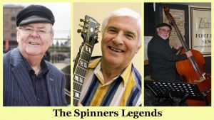 the spinners legends