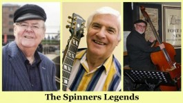 Liverpool Acoustic unveil 2018 Spring Season with The Spinners Legends, Merry Hell, Ewan McLennan and more