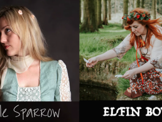 Little Sparrow, Elfin Bow, and Robin Ince added to Liverpool Acoustic 2018 Autumn Season