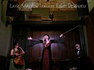 EP review: Little Sparrow featuring Robin Dewhurst – Just 3