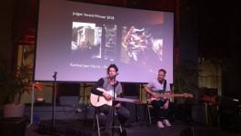 Rachael Jean Harris wins Liverpool Acoustic Songwriting Challenge 2018